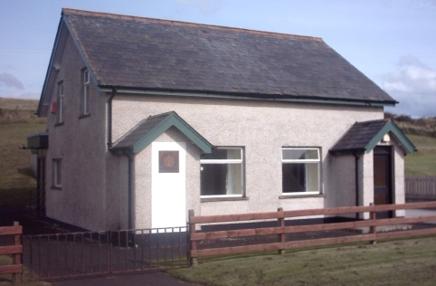 Accommodation – dunluce guide house.